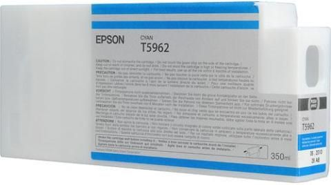 CARTRIDGE EPSON T596200 ULTRACHROME HDR CYAN ORIGINAL