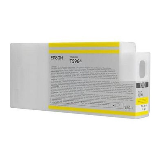 CARTRIDGE EPSON T596400 ULTRACHROME HDR YELLOW ORIGINAL