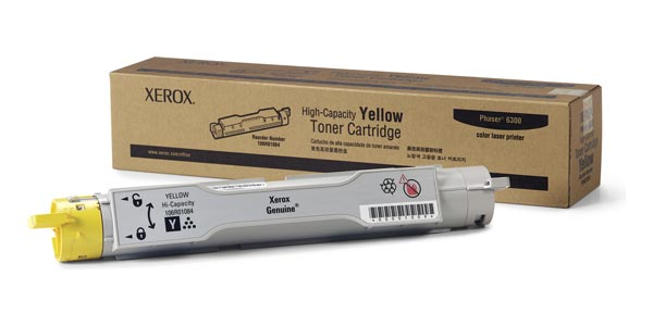 TONER XEROX 106R01084 YELLOW ORIGINAL