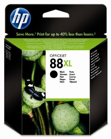 CARTRIDGE HP C9396AL (88XL) ORIGINAL NEGRO