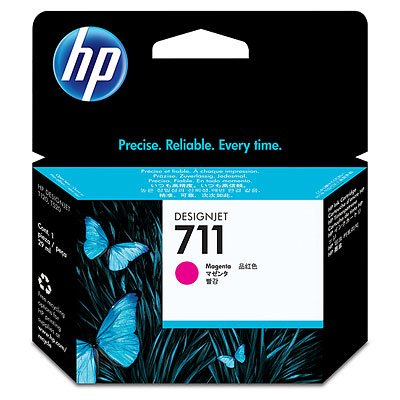 CARTRIDGE HP CZ131A (711) MAGENTA ORIGINAL