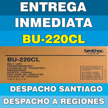 UNIDAD DE CORREA BROTHER BU-220CL ORIGINAL (BU220CL)
