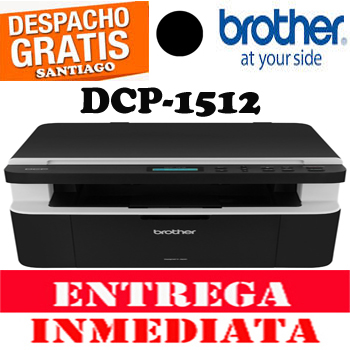 MULTIFUNCIONAL BROTHER DCP-1512