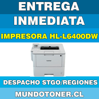 IMPRESORA BROTHER HL-L6400DW (TN3499 - TN3479)