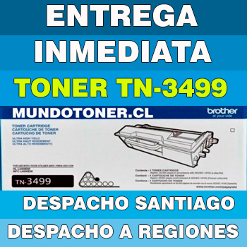 TONER BROTHER TN-3499 (TN3499) HL-L6400DW, MFC-L6900DW