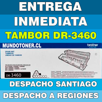 TAMBOR (DRUM) BROTHER DR-3460 ORIGINAL (DR3460)