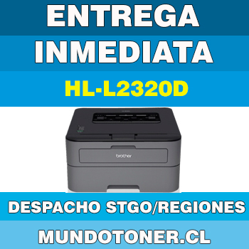 IMPRESORA BROTHER HL-L2320D (TN2370 - DR2340)