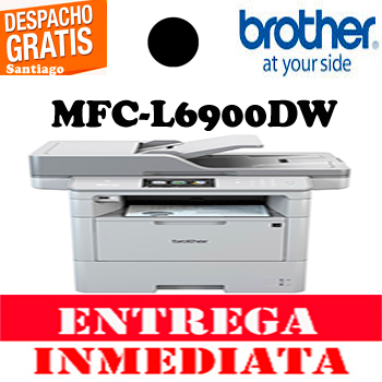 MULTIFUNCIONAL BROTHER MFC-L6900DW (TN3499 - TN3479 - DR3460 )