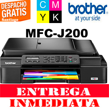 MULTIFUNCIONAL BROTHER MFC-J200