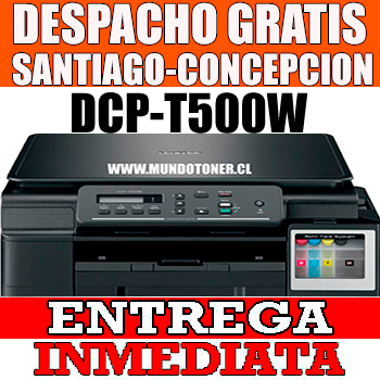 MULTIFUNCIONAL BROTHER DCP-T500W