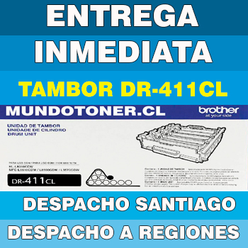 TAMBOR BROTHER DR-411CL ORIGINAL (DR411CL) MFC-L8900CDW HL-L8360DW
