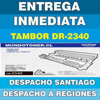 TAMBOR (DRUM) BROTHER DR-2340 ORIGINAL (DR2340)