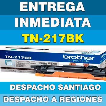 TONER BROTHER TN-217BK NEGRO ORIGINAL (TN217bk)