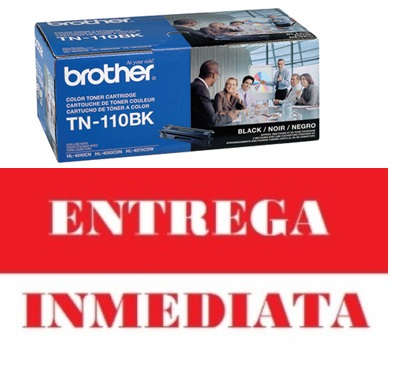 TONER BROTHER TN-110BK NEGRO ORIGINAL (TN110BK)