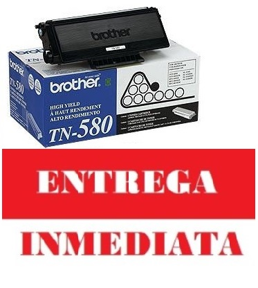 TONER BROTHER TN-580 NEGRO ORIGINAL (TN580)