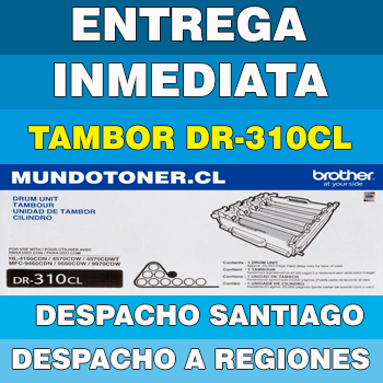 TAMBOR (DRUM) BROTHER DR-310CL ORIGINAL (DR310CL)