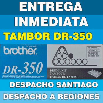 TAMBOR (DRUM) BROTHER DR-350 ORIGINAL (DR350)