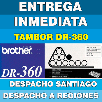 TAMBOR (DRUM) BROTHER DR-360 ORIGINAL (DR360)