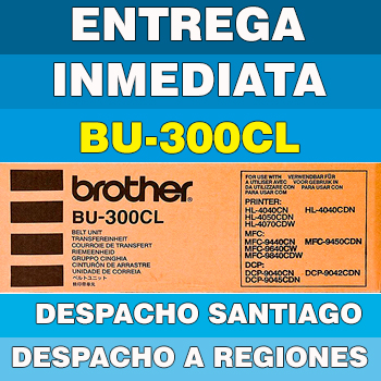 UNIDAD DE CORREA BROTHER BU-300CL ORIGINAL (BU300CL)