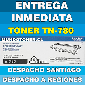 TONER BROTHER TN-780 NEGRO ORIGINAL (TN780) HL-6180DW / MFC-8950DW